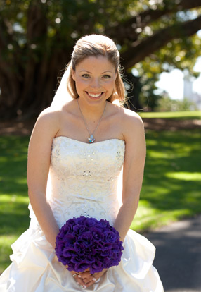 Bridal Bouquet 2 - Wedding Flowers Sydney