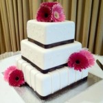 Wedding Cake Flowers 01