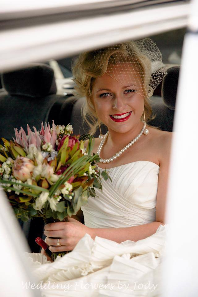 alannah bridal flowers