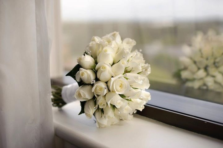 Bridal Bouquet 8 - Wedding Flowers Sydney