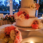 Wedding Cake Flowers 07