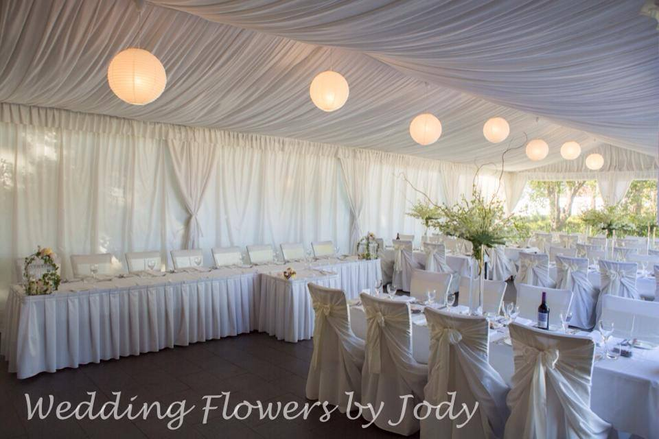 wedding flowers Yarramundi House2