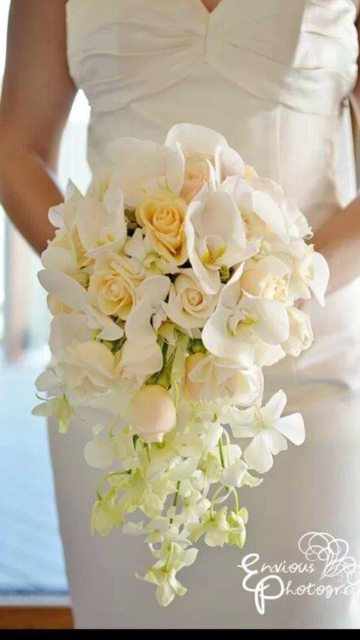 Bridal Bouquet 24 - Wedding Flowers Sydney