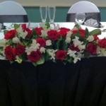Reception Flowers 16
