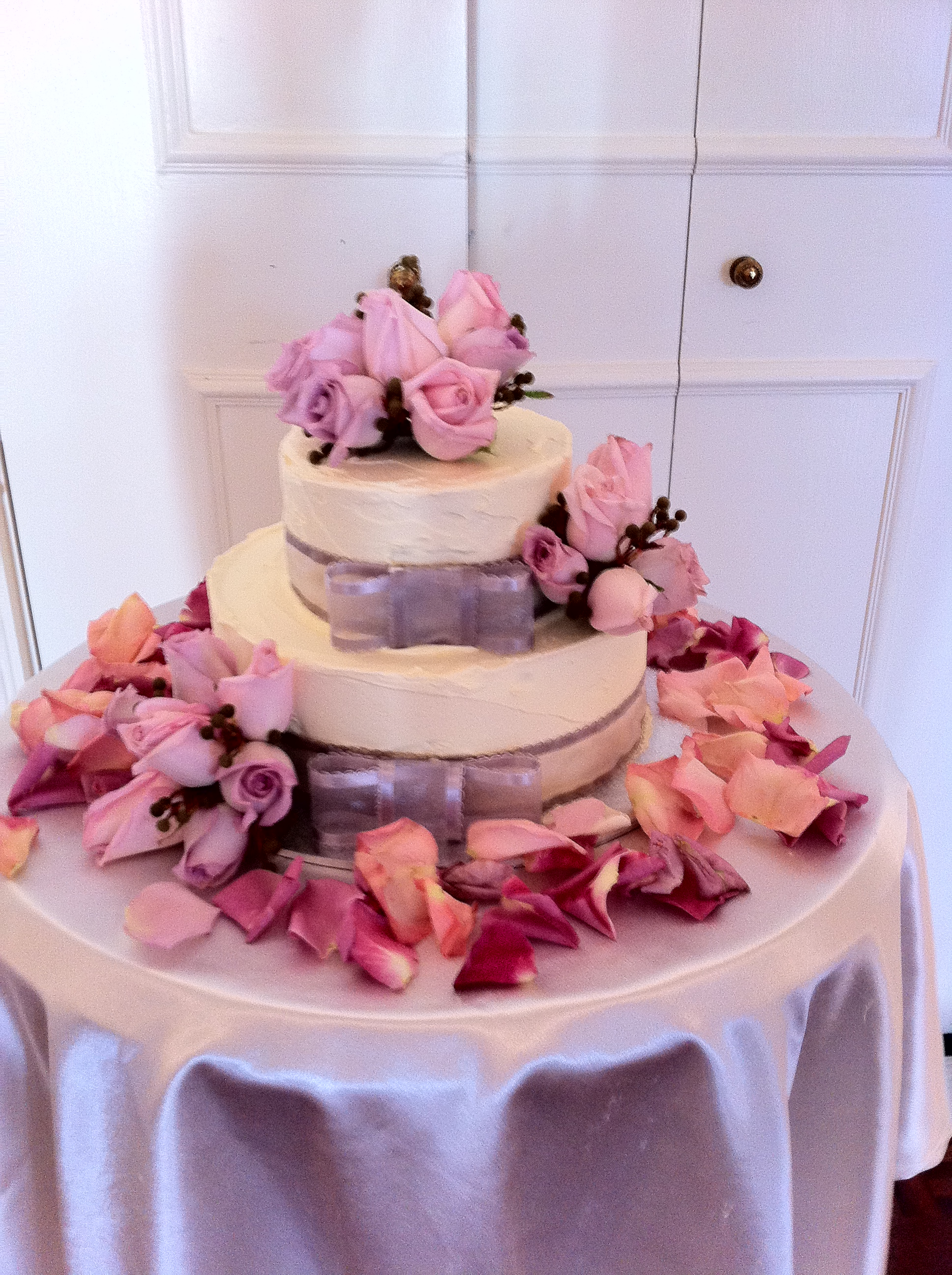 Wedding Cake Flowers 05