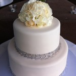 Wedding Cake Flowers 03