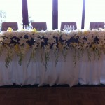 Reception Flowers 39