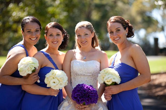 Bridal Bouquet 11 - Wedding Flowers Sydney