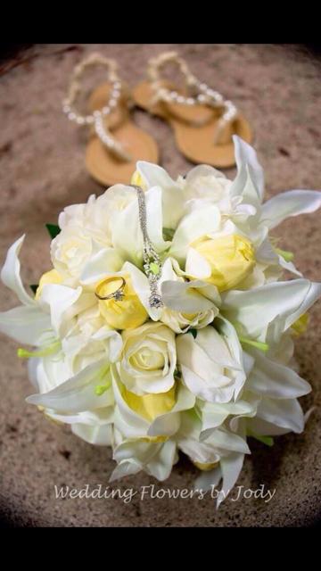 Bridal Bouquet 21 - Wedding Flowers Sydney