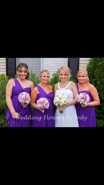Bridal Bouquet 12 - Wedding Flowers Sydney