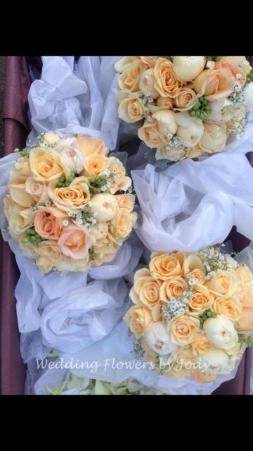 Bridal Bouquet 17 - Wedding Flowers Sydney