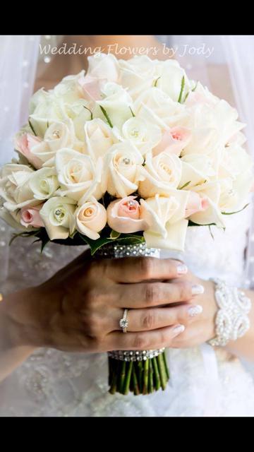 Bridal Bouquet 7 - Wedding Flowers Sydney
