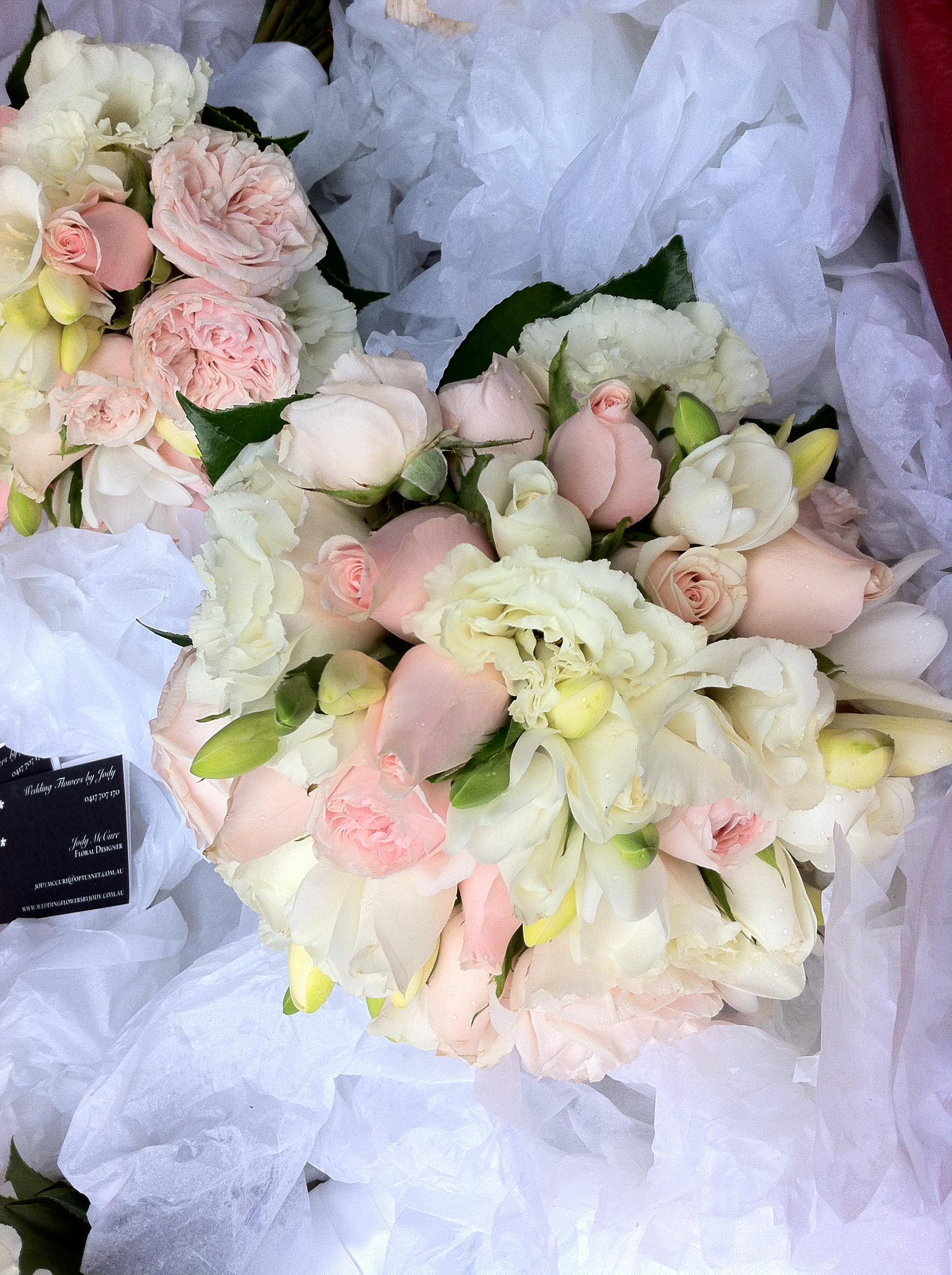 Bridal Bouquet 6 - Wedding Flowers Sydney