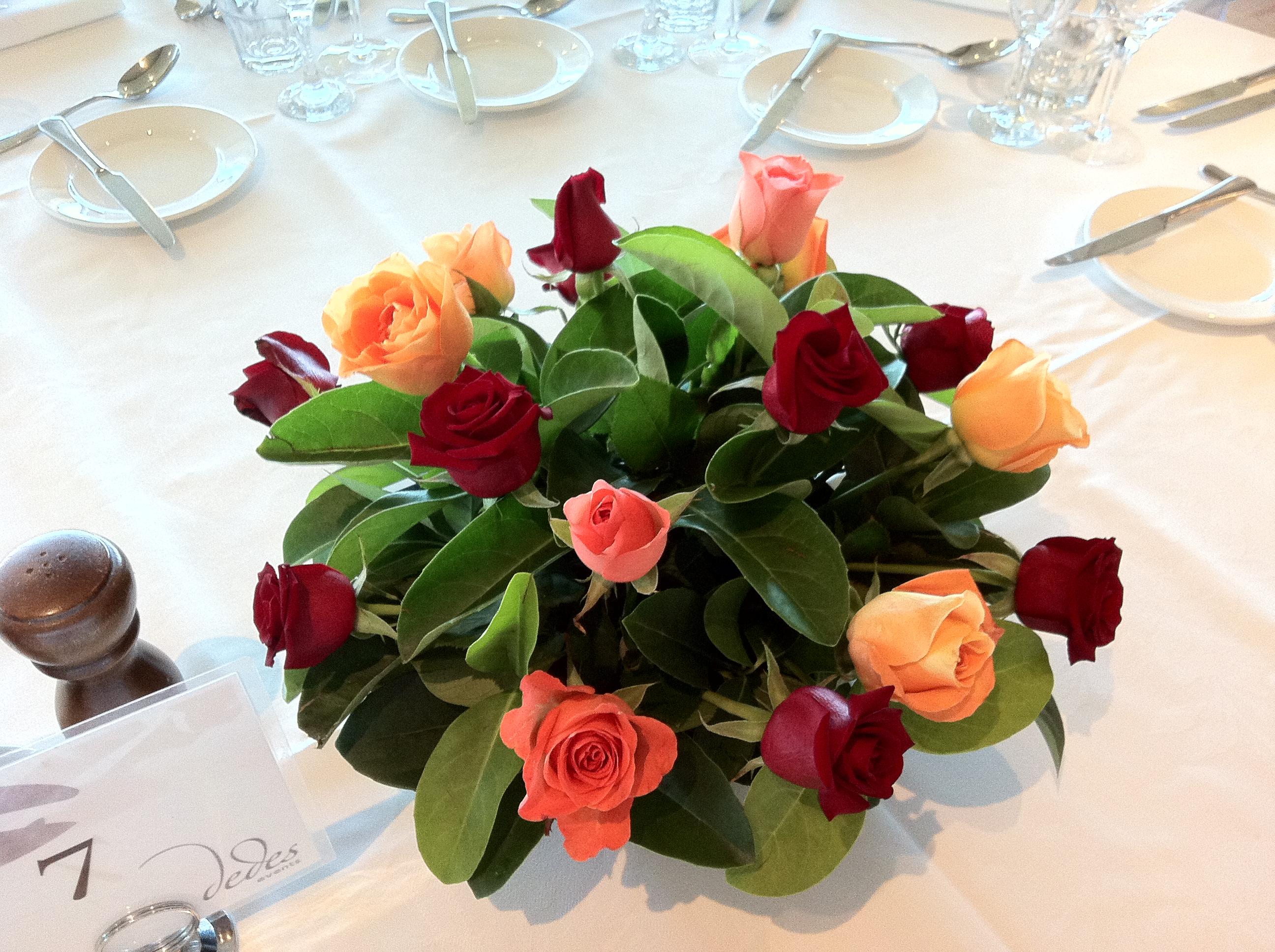 Reception Flowers 42