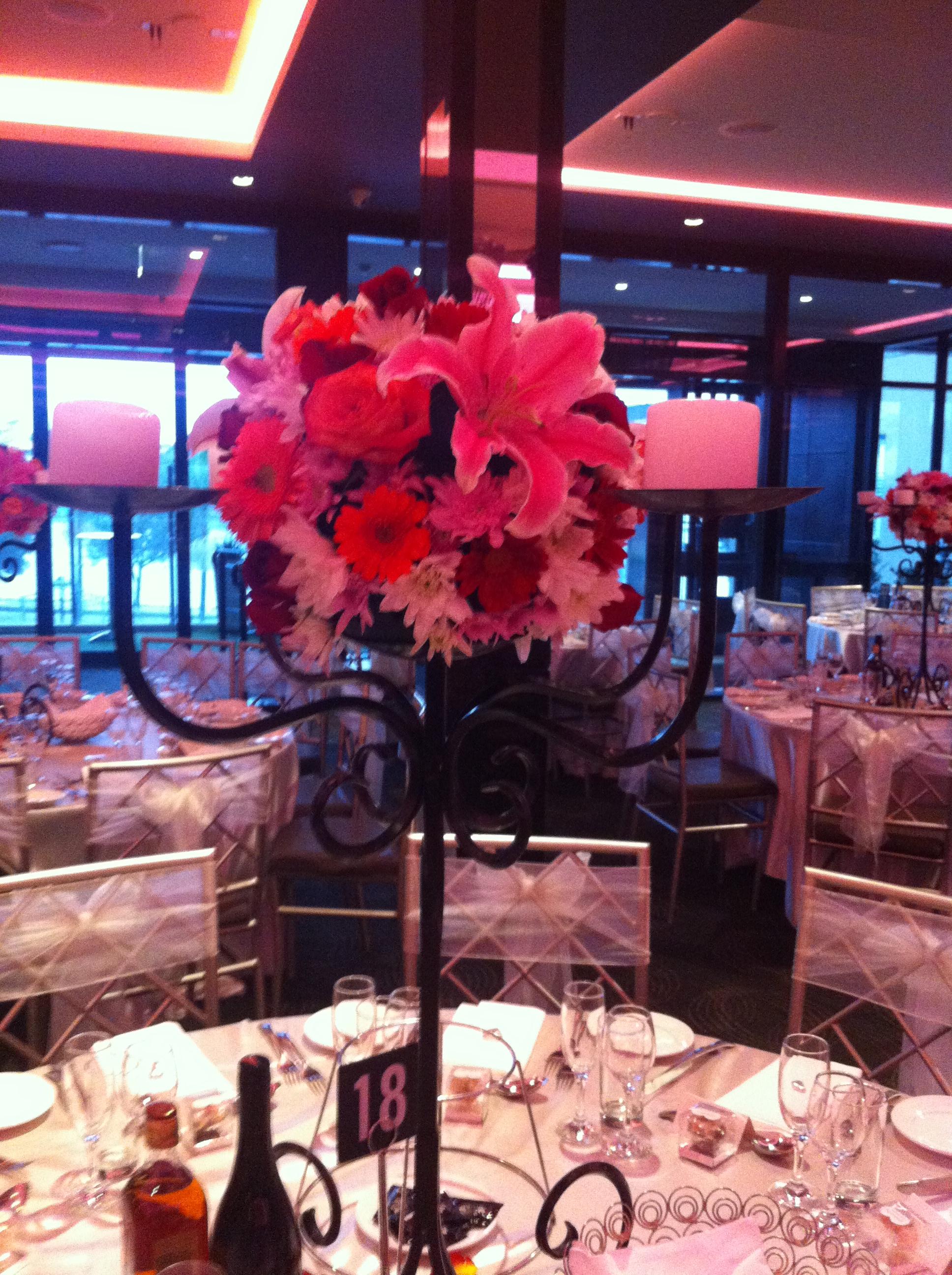 Reception Flowers 35