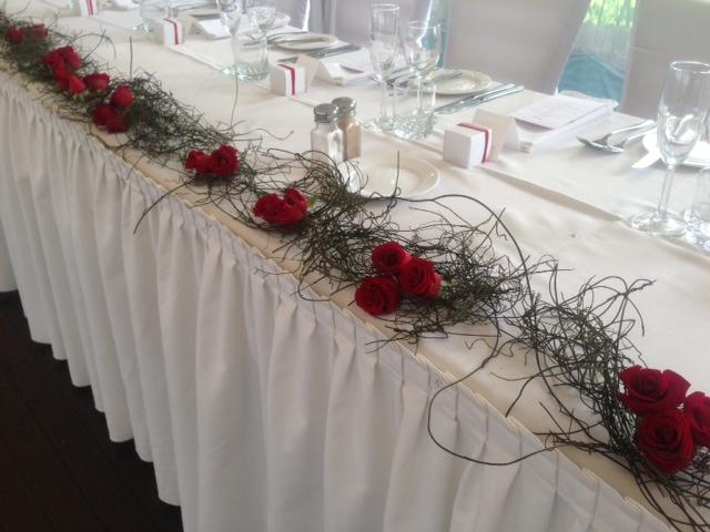 Reception Flowers 18